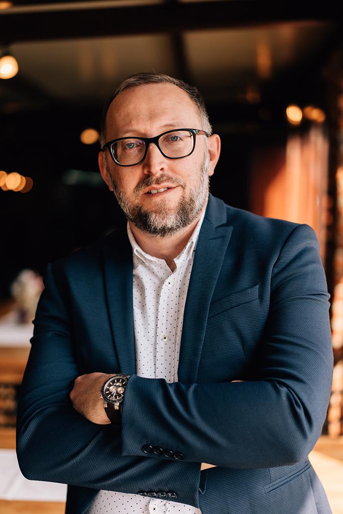 Leon Šoštarić – Tehnički voditelj
